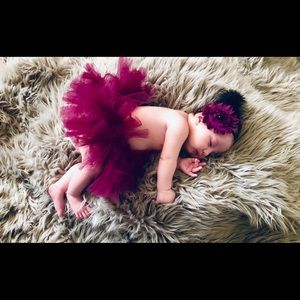 Dresses & Skirts - Baby Tutu and Headband for Pictures